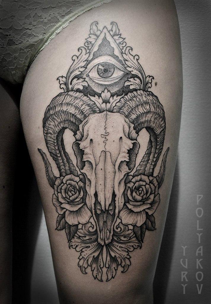 Влияние татуировки на судьбу и жизнь человека