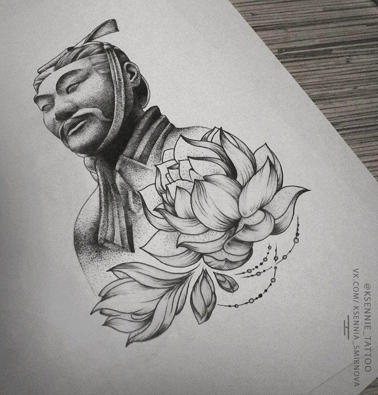 Эскиз от Ксении Смирновой
